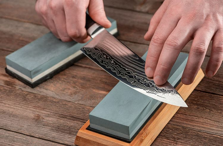 how to make damascus steel