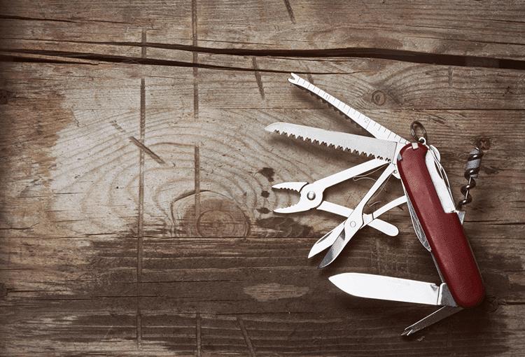 types of pocket knives