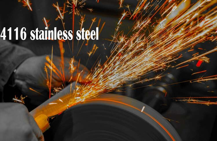 4116 stainless steel