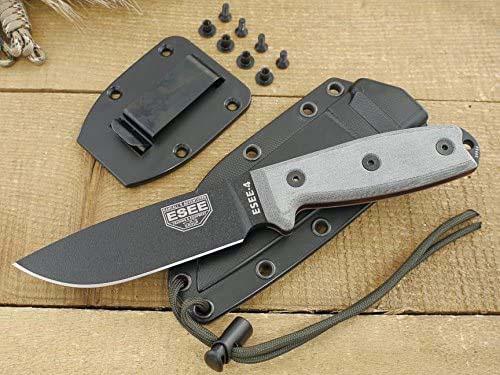 ESEE Knives 4P
